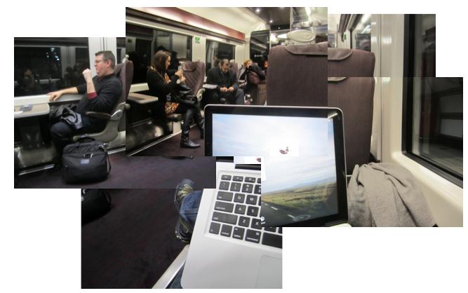 heathrow train