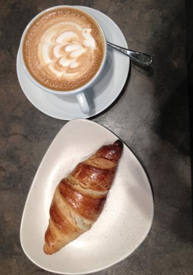 coffee + Croi